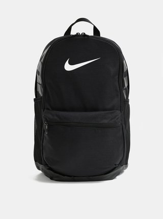 Čierny batoh s potlačou Nike 24 l