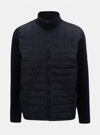 Jacheta albastru inchis Burton Menswear London