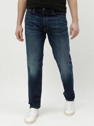 Blugi barbatesti albastru inchis regular fit Levi's® 502