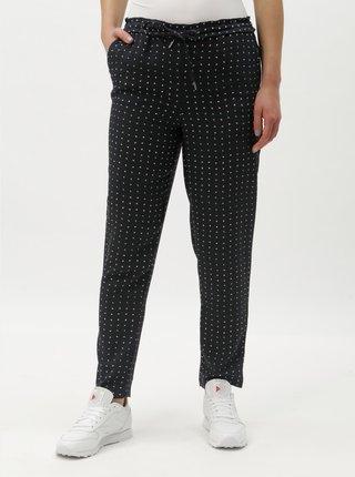 Pantaloni albastru inchis cu model ONLY Michelle