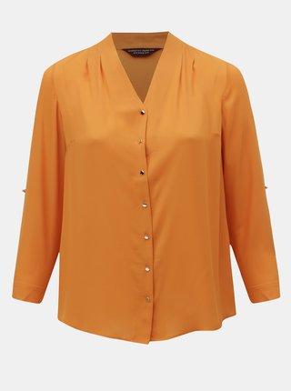Bluza oranj Dorothy Perkins Curve
