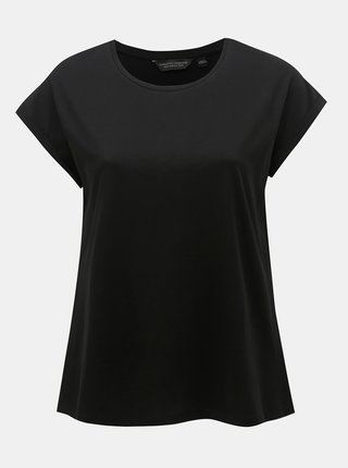 Tricou negru basic Dorothy Perkins Curve