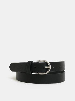Černý pásek Pieces Lyla