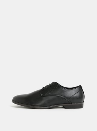 Pantofi barbatesti negri Burton Menswear London
