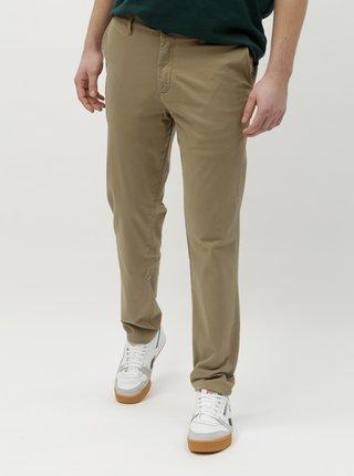 Béžové slim kalhoty Jack & Jones Marco