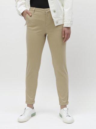 Pantaloni bej chino ONLY Monaco