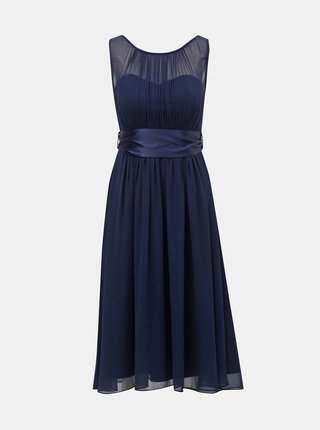 Rochie albastru inchis Dorothy Perkins