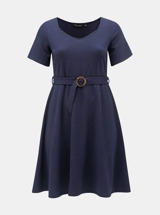Rochie albastru inchis Dorothy Perkins Curve