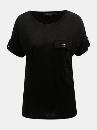 Tricou negru Dorothy Perkins