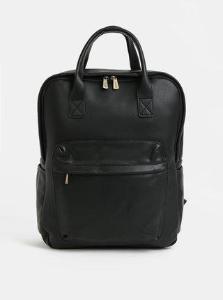 Čierny batoh Bobby Black
