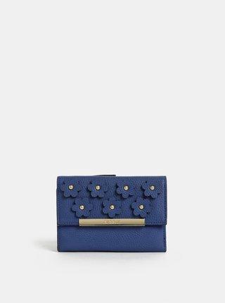 Portofel albastru cu detalii decorative Bessie London