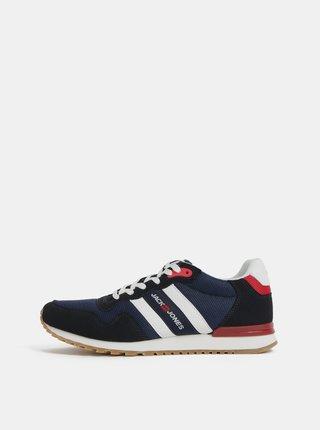 Pantofi sport barbatesti negru-albastru Jack & Jones Stellar