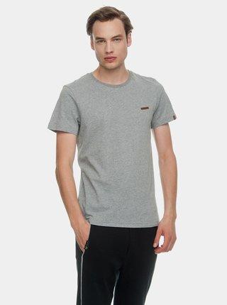 Světle šedé pánské tričko Ragwear Nedie