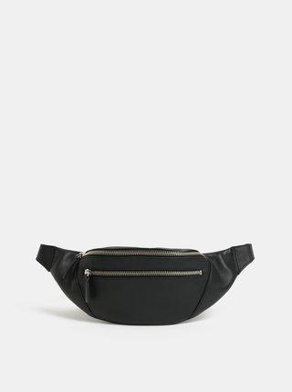 Černá kožená ledvinka Vagabond Uppsala