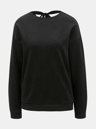 Bluza sport neagra cu decupaj la spate ONLY Marguerite