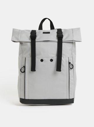 Světle šedý batoh ONLY & SONS Bruce