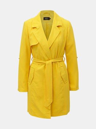 Žlutý lehký kabát ONLY Jane
