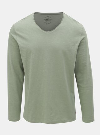 Tricou verde Jack & Jones Birch