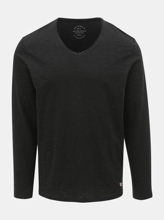Čierne tričko Jack & Jones Birch