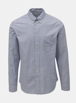 Camasa albastru deschis in dungi regular fit Selected Homme Landon