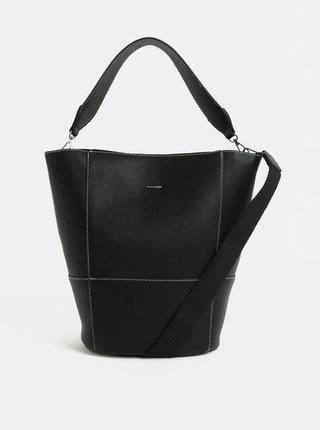 Čierna kabelka Pieces Brigitte