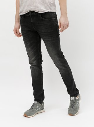 Blugi barbatesti negri skinny Tom Tailor Denim