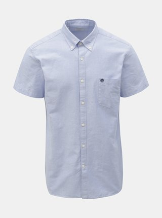 Camasa albastru deschis regular fit Selected Homme Collect