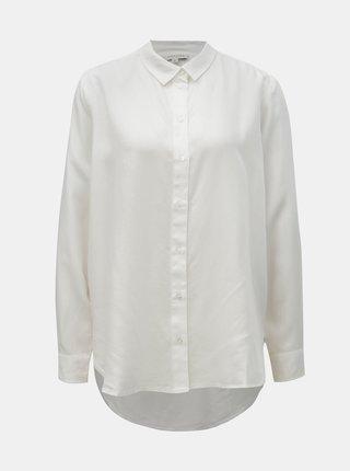 Bílá košile Selected Femme Kalli