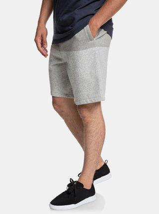 Pantaloni scurti sport gri deschis melanj Quiksilver