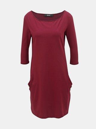 Vínové šaty ZOOT