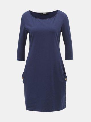 Rochie albastru inchis ZOOT
