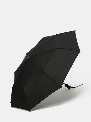Černý vystřelovací deštník Doppler