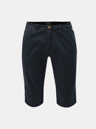 Pantaloni scurti albastru inchis Blend