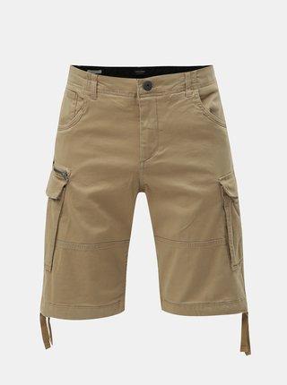 Pantaloni scurti bej Jack & Jones Jichop