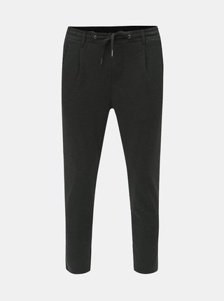 Pantaloni gri inchis pana la glezne Jack & Jones Vega