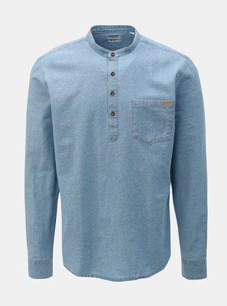 Světle modrá slim fit košile ONLY & SONS Toby