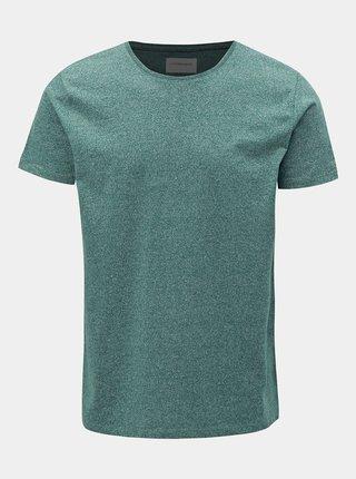 Zelené žíhané tričko Lindbergh