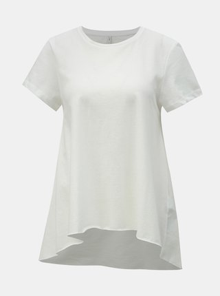 Tricou basic alb ONLY Cathy