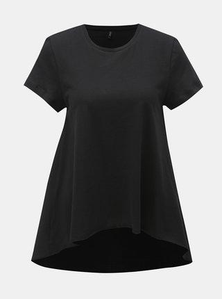 Tricou basic negru ONLY Cathy