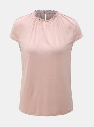 Tricou roz prafuit ONLY Free