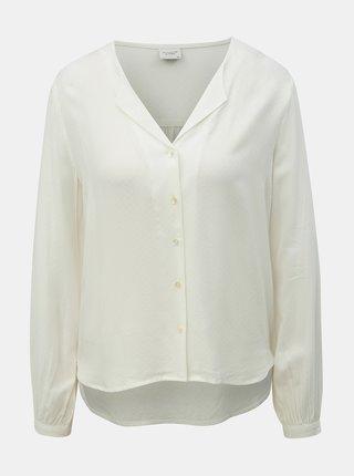 Bluza alba Jacqueline de Yong Jagger