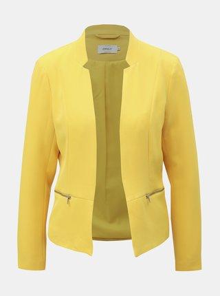 Žlté sako ONLY Minna Maddy