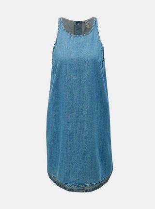 Modré džínové šaty ONLY Carlir