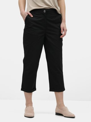 Pantaloni negri pana la glezne Dorothy Perkins