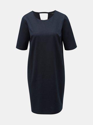 Tmavomodré šaty VERO MODA Lexa
