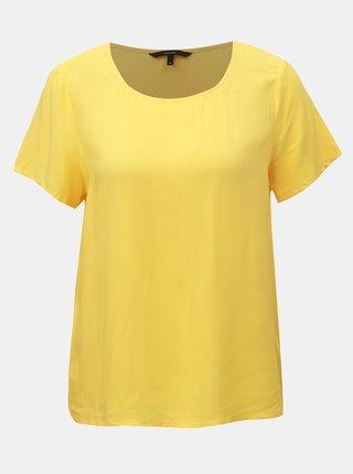 Žlutá halenka VERO MODA Simply
