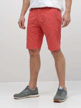 Pantaloni scurti rosii chino Shine Original