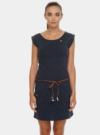 Rochie albastru inchis cu buline Ragwear Tag