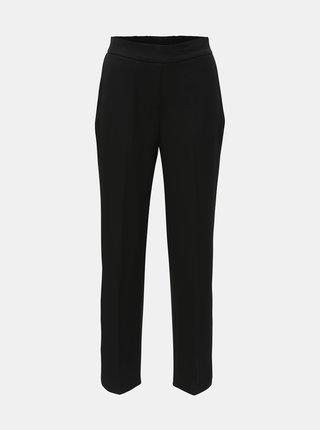 Pantaloni formali negri cu talie inalta AWARE by VERO MODA Gemma