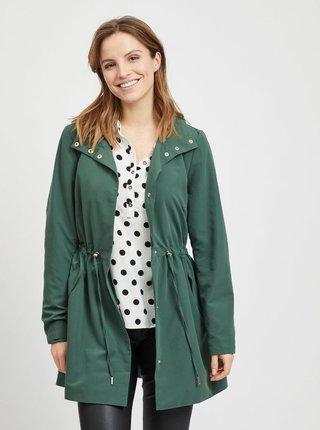 Zelená tenká bunda VILA Freesia